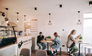 Кофейня по Франшизе сети Crema Caffe. Срок окупаемости — 1,5 года Киев