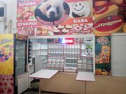 Киоск на Центральном рынке г. Полтавы Полтава