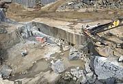 Продажа действующего гранитного карьера и цеха камнеобработки Житомир