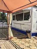 Причіп з встановленим обладнанням для приготування їжі доставка из г.Стрый