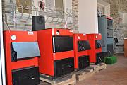 Бизнес по продаже твердотопливных котлов (монобренд) доставка из г.Киев