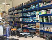 Продам действующий магазин по лакокрасочной продукции Одесса