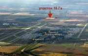 Участок возле аэропорта Борисполь Борисполь