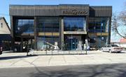 Торговый центр в селе Терново Закарпатской области Тячев