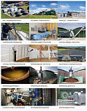Строительство биогазового комплекса мощностью 1 Мвт доставка из г.Бровары