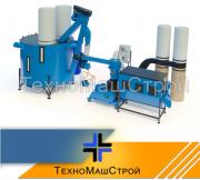 Оборудование для производства пеллет и комбикорма МЛГ-500 MAX+ (производительность до 400 кг/час) Черкассы