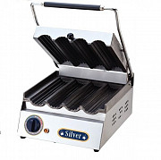 Лучший Контактный гриль-тостер для шаурмы Silver 2139 Киев