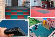 Оборудование - производство изделий из резиновой крошки доставка из г.Киев
