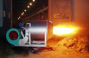Пылеугольная горелка для работы на угольном топливе Днепр